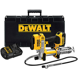 DeWALT DCGG571M1 20V MAX Li-Ion Grease Gun Kit (4.0AH) by