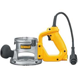 Buy DeWALT D-Handle Base, DW6183, For Use With DW616/618 Routers