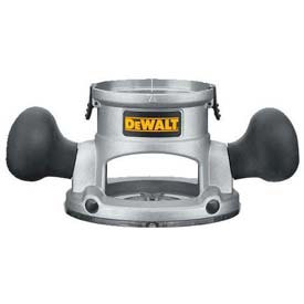Buy DeWALT Fixed Base, DW6184, For Use With DW616/618 Routers