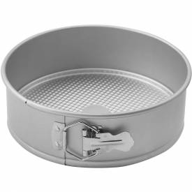 "Winco AASP-093 Springform Pan, 9"" Diameter, Anodized Aluminum by"