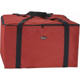 Winco BGDV-22 Pizza Delivery Bag Package Count 6 by