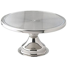 Winco CKS-13 Cake Stand Package Count 6 by