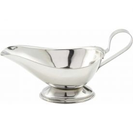 Winco GBS-5 Gravy Boat Package Count 12 by