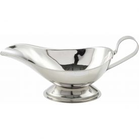 Winco GBS-8 Gravy Boat Package Count 12 by