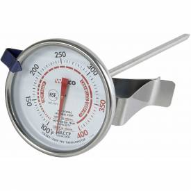 Buy Winco TMT-CDF2 Dial Deep Fryer Thermometer Package Count 24