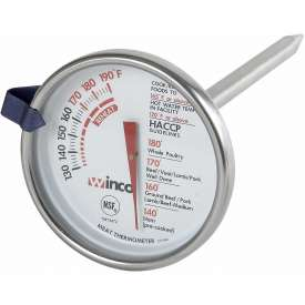 Buy Winco TMT-MT2 Dial Meat Thermometer Package Count 24