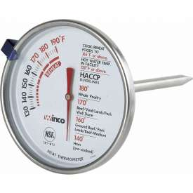 Buy Winco TMT-MT3 Dial Meat Thermometer Package Count 12