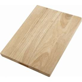 Winco WCB-1520 Wooden Cutting Board Package Count 2 by