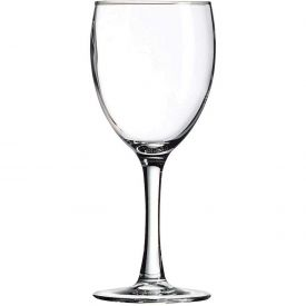 "Winco WG02-004 Reflection Wine Glass, 8.5 oz, 6-13/16""H by"