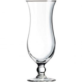 "Winco WG03-003 Hurricane Glass, 15 oz, 8-1/8""H by"