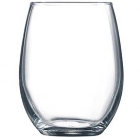 "Winco WG06-003 Gem Stemless Wine Glass, 9 oz, 3-11/16""H by"