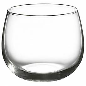 "Winco WG06-004 Gem Stemless Wine Glass, 13 oz, 3-3/16""H by"