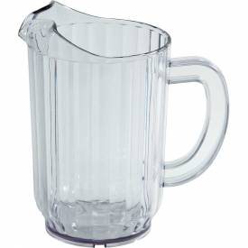 Winco WPC-32 Water Pitcher, Polycarbonate Package Count 12 by