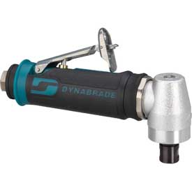 Dynabrade 48315 .4HP Right Angle Die Grinder, 12,000 RPM, Spiral-Geared, Rear Exhaust by