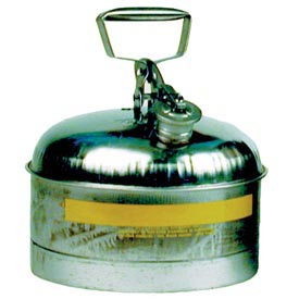 Eagle Type I Stainless Safety Can - 2.5 Gallons, 1313