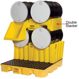 Eagle 1607 Double Drum Stacker