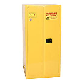 Eagle Drum Safety Cabinet with Manual Close - 55 Gallon