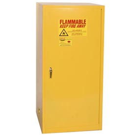 Eagle Flammable Liquid Safety Cabinet with Manual Close - 60 Gallon