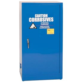 Eagle Acid & Corrosive Cabinet with Self Close - 16 Gallon