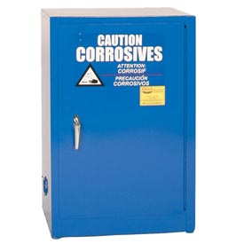 Eagle Acid & Corrosive Cabinet with Manual Close - 12 Gallon