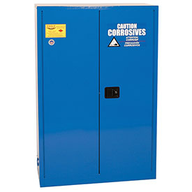 Eagle Acid & Corrosive Cabinet with Self Close - 45 Gallon