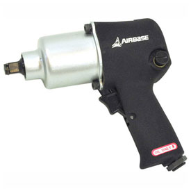 """EMAX EATIW05S1P, Industrial Twin Hammer Impact Wrench, 1/2"""" Drive, 500 ft. lbs, 7.1 CFM, 1/4"""" Inlet by"""