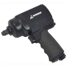 """EMAX EATIWH5S1P,Heavy Duty Prem. Twin Hammer Impact Wrench,1/2"""" Drive,560 ft. lbs,7.1 CFM,1/4"""" Inlet by"""