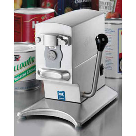Edlund 270B Can Opener, Electric, Heavy Duty, 2 Speed, Stainless Steel, With Locking Bracket, 115V by