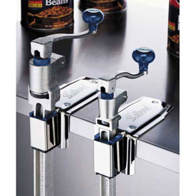 "Click here to buy Edlund 2S #2 Can Opener, Manual, 16"" Adjustable Bar, Stainless Steel Base."