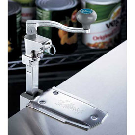 "Edlund G-2S #2 Manual Can Opener, Stainless Steel Base, 16"" Adjustable Bar by"