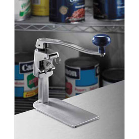 "Click here to buy Edlund S-11C #1 Manual Can Opener with 16"" Adjustable Bar and Clamp Base."