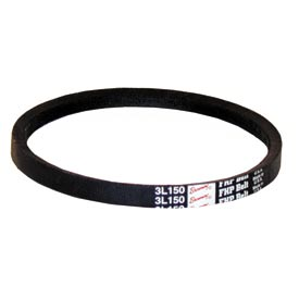 V-Belt, 3/8 X 42 In., 3L420, Light Duty Wrapped