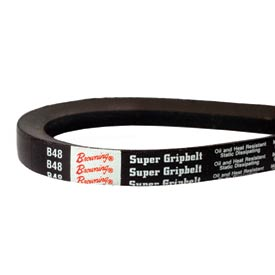 V-Belt, 21/32 X 104 In., B101, Wrapped