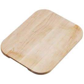 """Click here to buy Elkay, CB912, Cutting Board, Solid Maple Hardwood, 10-1/8""""Lx12-7/8""""W."""