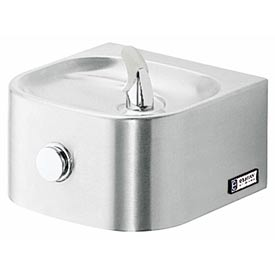 Elkay Soft Sides Water Fountain Stainless Steel, Wall Hung, EDFP210C