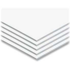 "Elmer's® Sturdy Foam Board, 30"" x 40"", White, 10/Carton"