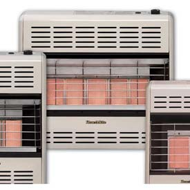 Empire Vent-Free Radiant Heater HR25TL LP 25000 BTU - Thermostatic Control