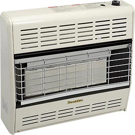 Empire Vent-Free Radiant Heater HR30TN Natural Gas 30000 BTU - Thermostatic Control