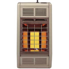 Empire Infrared Heater SR6LP Liquid Propane 6000 BTU - Manual Control
