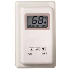 Empire Heating Systems Wall Thermostat TRW Wireless