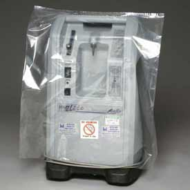 """Low Density Equipment Cover on Roll, 1 mil, 22"""" x 12"""" x 26"""", Clear, Pkg Qty 250"""