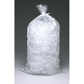 "Metallocene Ice Bag, 8 lb. Capacity, 11"" x 20"", Pkg Qty 1000"