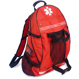 Ergodyne® Arsenal® 5243 Back Pack Trauma, Orange, 1560ci