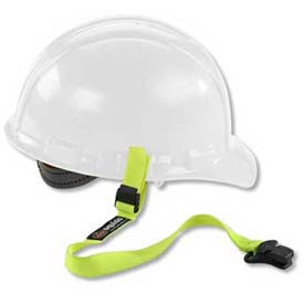 Ergodyne® Squids® 3150 Buckle Hard Hat Lanyard - Lime, 19150 - Pkg Qty 6