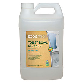 Earth Friendly Products Toilet Kleener, Gallon Bottle 4/Case - PL9703/04