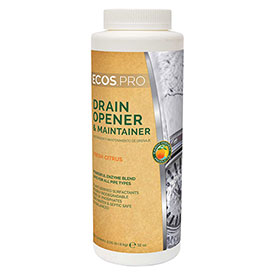Earth Friendly Products Earth Enzymes Drain Maintainer, 2 lb. Shaker 6/Case - PL9704/06