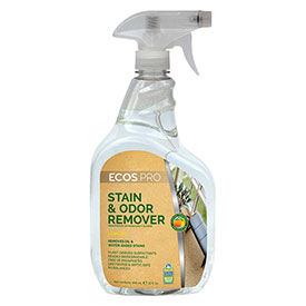 Earth Friendly Products Stain & Odor Remover, 32 oz. Trigger Bottle 6/Case - PL9707/6