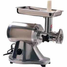 Click here to buy Eurodib Meat Grinder, 660 Lbs Per Hour 110V HM-22A.