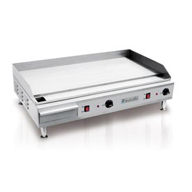 Eurodib/ United Stainless Steel 36'' Electric Griddle SP04910-240 by