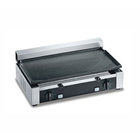 Eurodib/ Sirman Single Rectangular Panini Grill Flat Bottom Only by